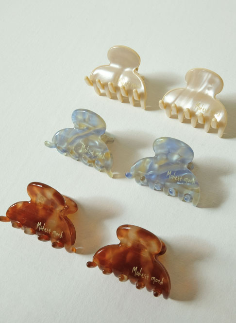 Tiny Barrette ˚3 color